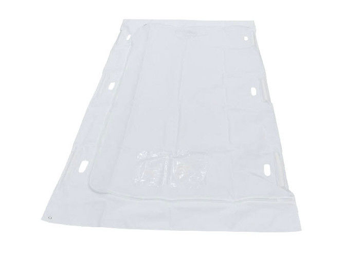 Coffin Accessories 200kg Waterproof White Dead Body Bag